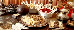 Pralinen Praliné Schololade Chocolat Büffet