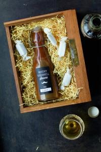 Leckere Whisky-Karamell-Soße selbst gemacht