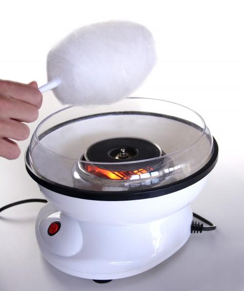 leuchtende kinderaugen mit der zuckerwattemaschine f r zu hause carpegusta. Black Bedroom Furniture Sets. Home Design Ideas