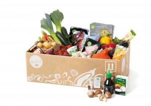 Hellofresh, Homeservice, Rezepte und Zutaten, Essen im Abo