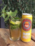 Maya Mate, Maya Mate Cocktail, Mate Cocktail, Energy-Dring, Lifestyle-Drink