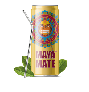 Maya Mate, Energy-Drink, Lifestyle-Getränk