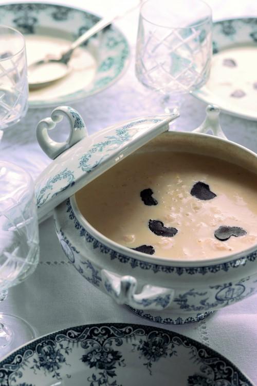 Königinnensuppe, George Sand, Schriftstellerin, Genuss, Genießer, Gourmet, Feinschmecker, Kochbuch, Kochen
