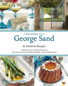 George Sand - Cover