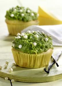 Matcha Buchsbaum Cupcakes Rezept