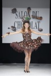 Salon du Chocolat, Fashion-Show