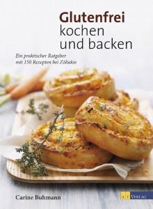 Glutenfrei kochen und backen_Cover