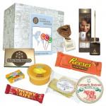 Süße Weltreise, süße Spezialitäten, aus aller Welt