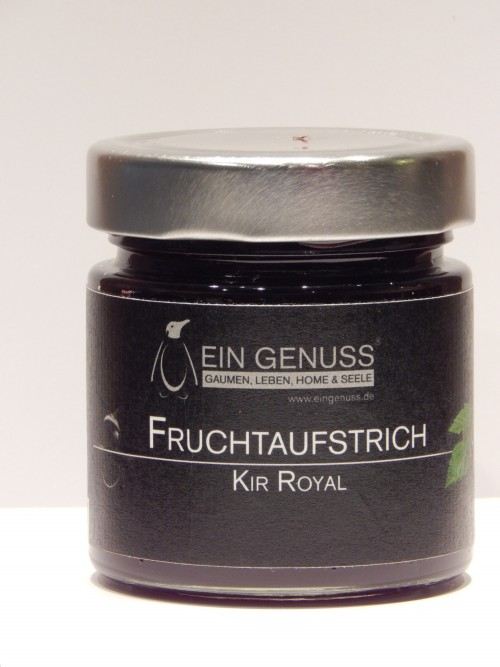 marmelade kir royal und co sektfr hst ck f r fortgeschrittene carpegusta. Black Bedroom Furniture Sets. Home Design Ideas