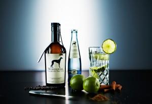 Windspiel Premium Dry Gin & Tonic mit Botanicals