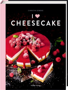 Cover I love Cheesecake