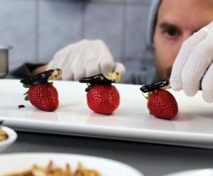 Heuschreckenerdbeere