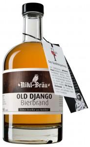 Nikl-Bräu - Old Django Bierbrand