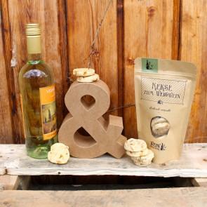 Kekse zum Weißwein