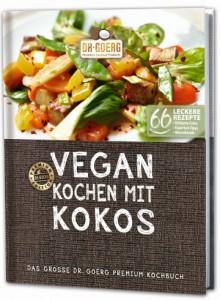 Dr. Goerg Kochbuch-Cover