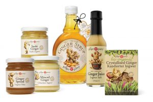 Ginger Cooking Essentials Range HR