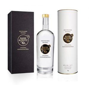 Wodka Kollektion
